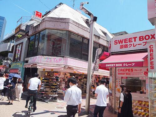 AgathA スタジオ ウォーキングビューティスクール ウォーキング レッスン 東京 ハイヒール 歩き方教室 竹下通り Sweetbox